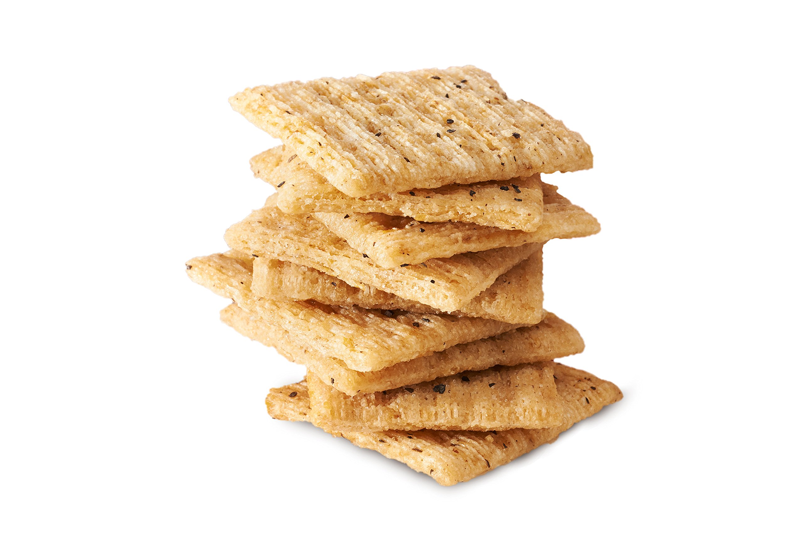 Triscuit Cracked Pepper & Olive Oil Crackers Family Size (Pack of 6) Non-GMO by Triscuit (Image #3)