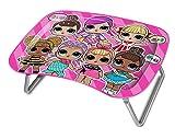 JayBeeCo Lol Children's Multipurpose Snack Activity Tray