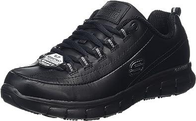 Skechers Sure Track Trickel, Chaussures de sécurité Femme