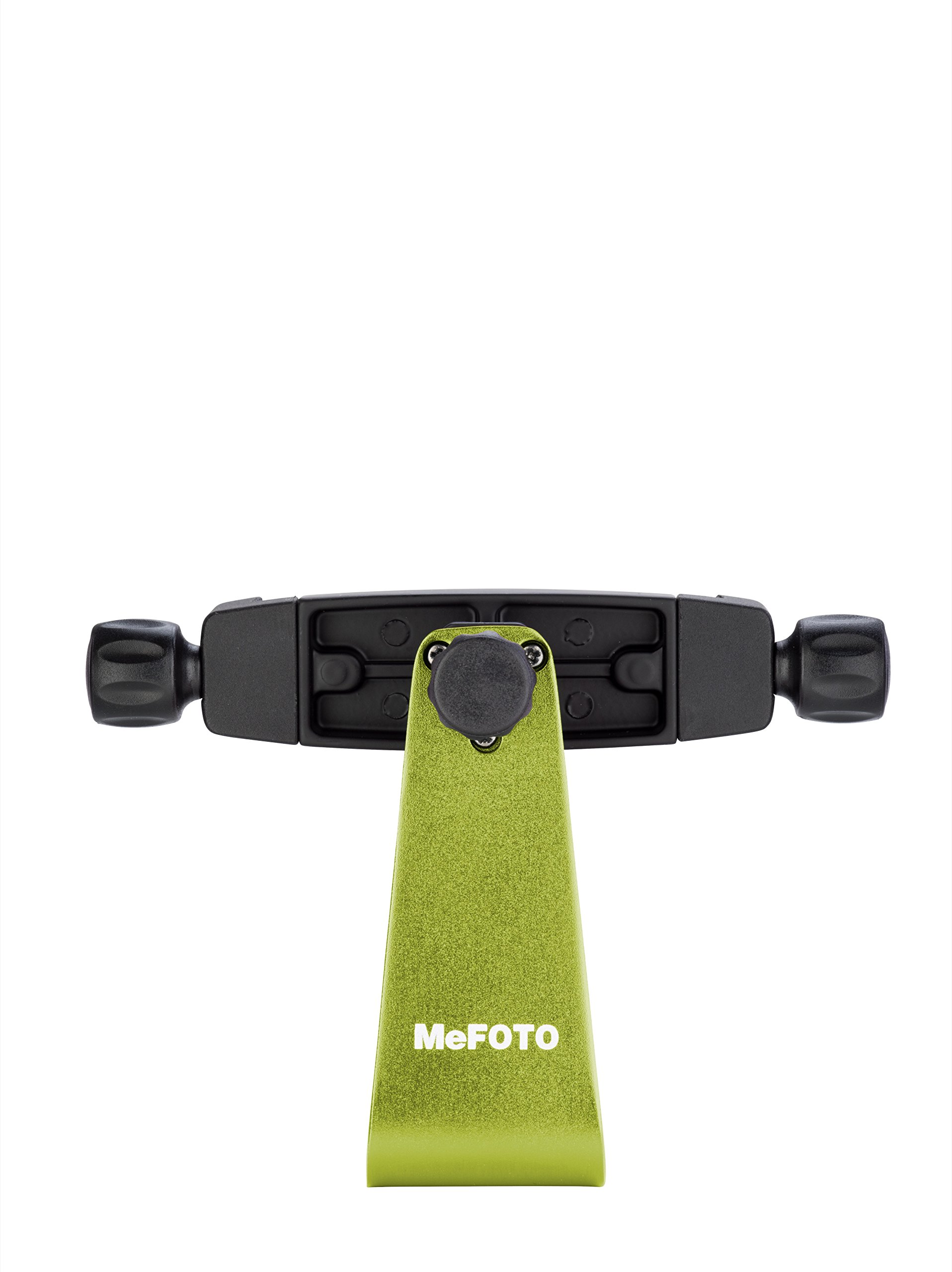 MeFOTO SideKick360 Plus Smartphone Tripod Mount-Stand-Holder, Works with iPhone, Google, HTC, Nexus, Lumia, Galaxy, Xperia and all other Smartphones (see details below) - Green (MPH200G) by Mefoto