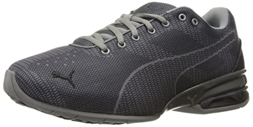 24bd0d90e94 PUMA Men s Tazon 6 WOV Wide Cross-Trainer Shoe