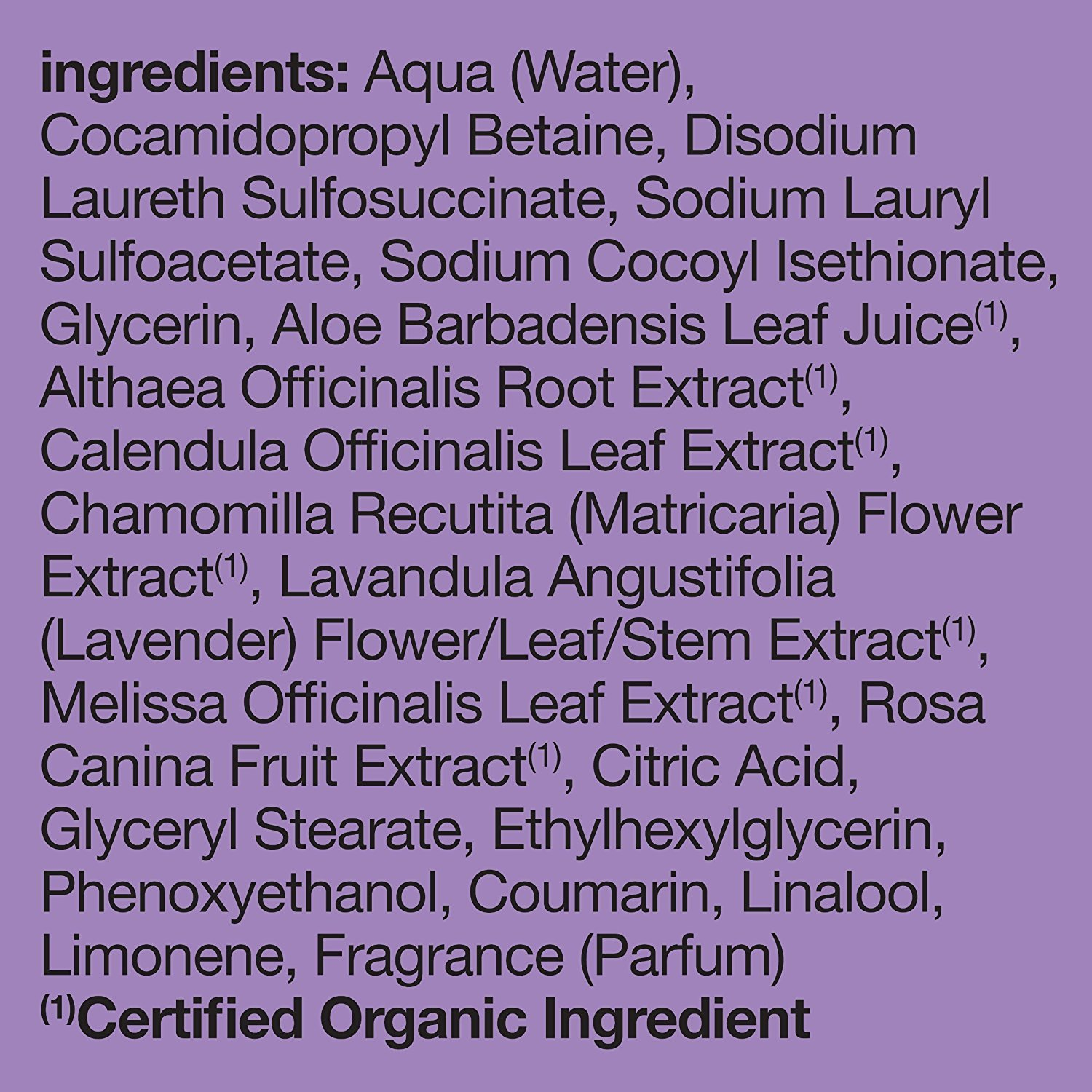 Alba Botanica Very Emollient, French Lavender Bath & Shower Gel, 32 Ounce by Alba Botanica (Image #2)