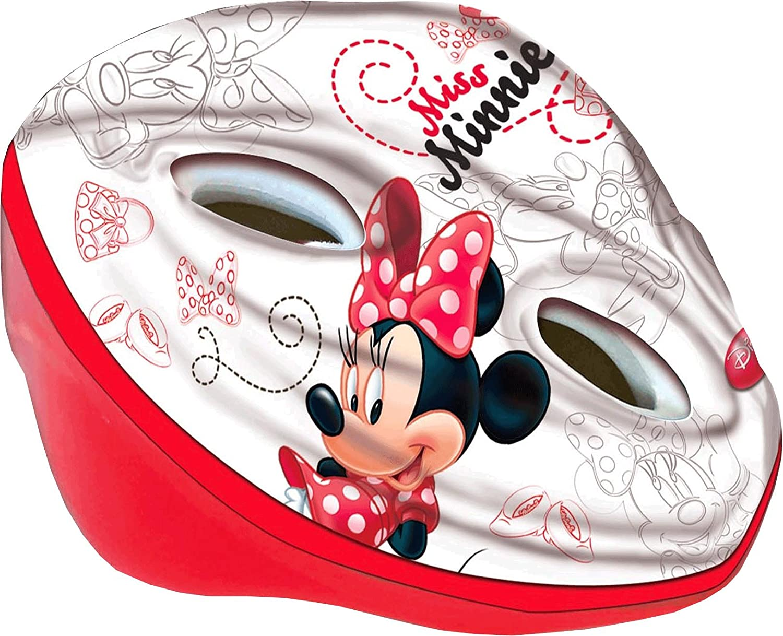 Casco bicicleta Disney Minnie: Amazon.es: Bebé