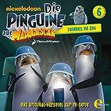 Zombies im Zoo (Die Pinguine aus Madagascar 6)