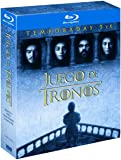 Pack Juego De Tronos Temporada 5-6 Blu Ray [Blu-ray]