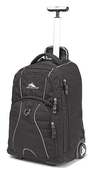 Amazon.com : High Sierra Freewheel Wheeled Book Bag Backpack ...