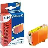 Pelikan C30  Cartouche compatible pour Canon CLI 8Y 13ml Jaune