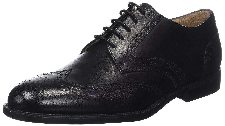 Stonefly Berry II 1 Calf, Zapatos de Cordones Brogue para Hombre