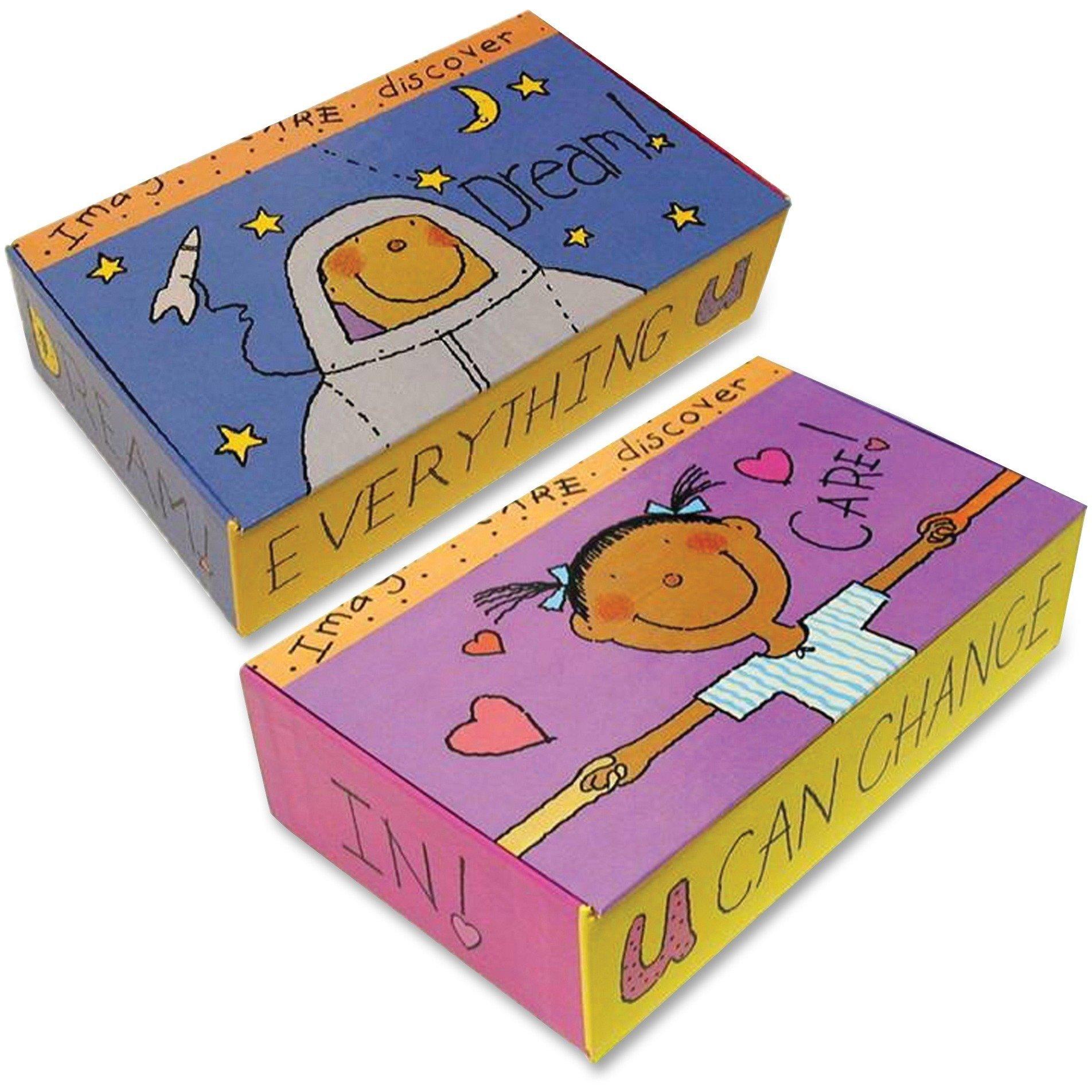 Aurora 980622 Kids Works Pencil Storage Box 12/CT MI
