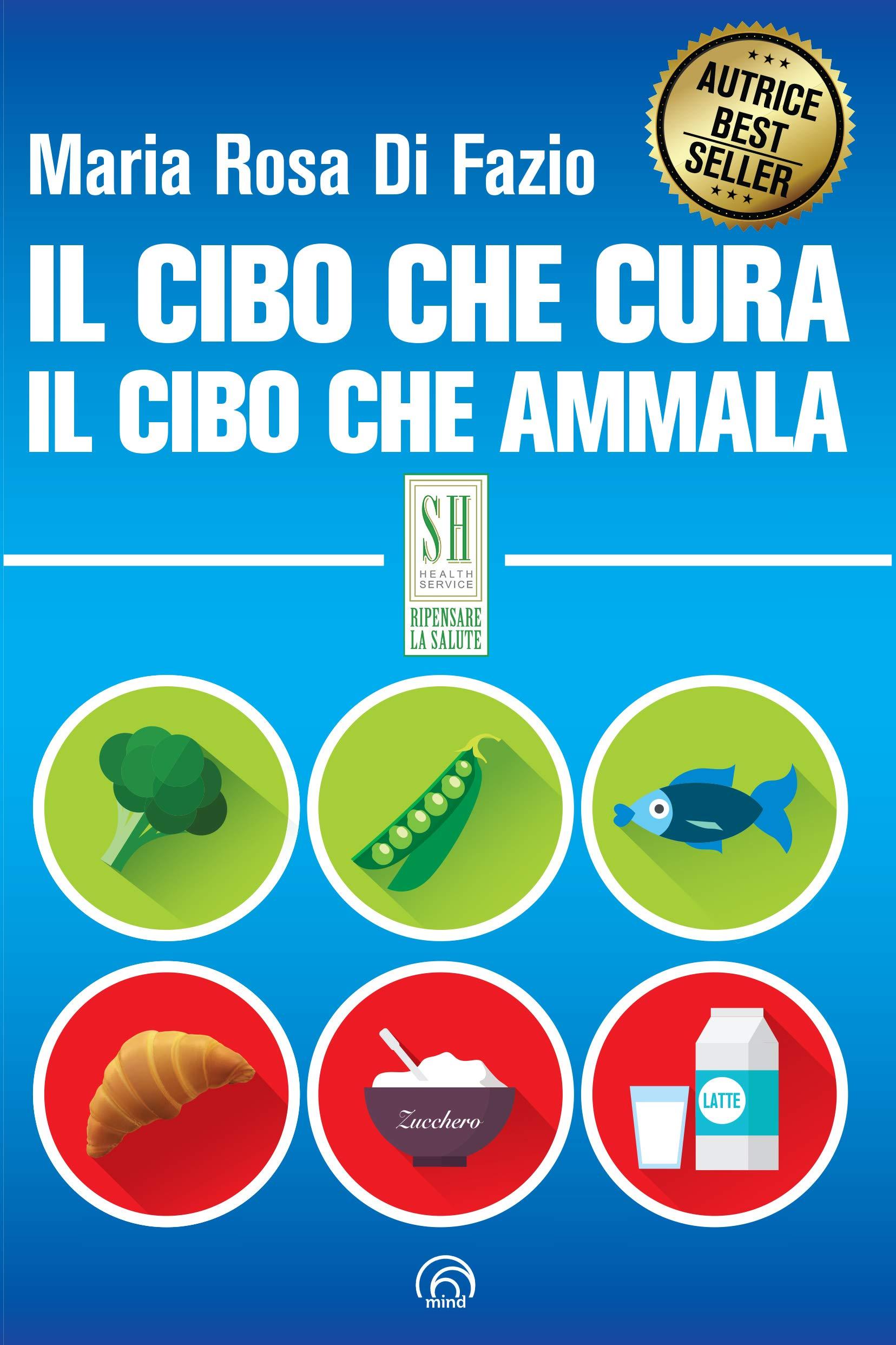 Il Cibo Che Cura. Il Cibo Che Ammala  SH Health Service   Ripensare La Salute   Italian Edition