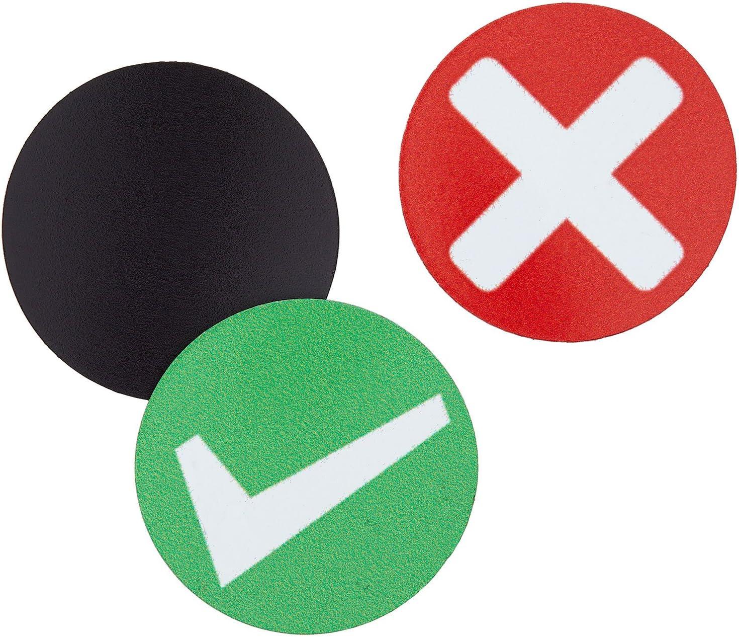 15 Bunte Magnetpfeile 5 Grüne Magnetpfeile 5 Gelbe Magnetpfeile Projektarbeit