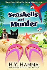 Seashells and Murder (Barefoot Sleuth Cozy Mysteries ~ Book 2) Kindle Edition