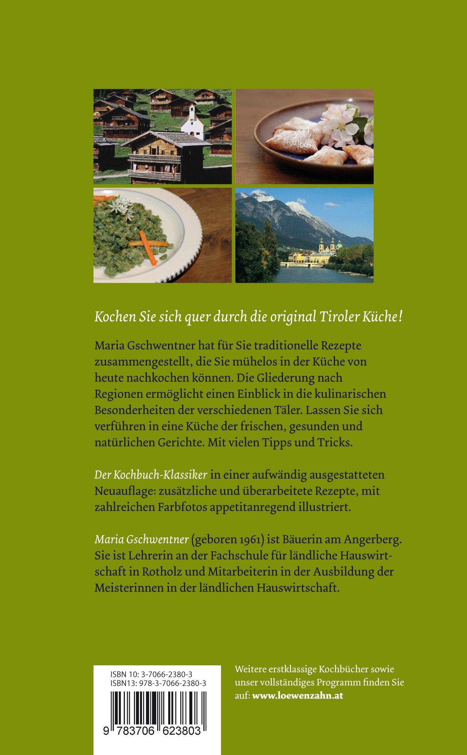 tiroler bäuerinnen kochen. einfach gute rezepte: amazon.de: maria ... - Rezepte Tiroler Küche