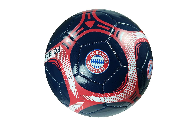 FCB Bayern Munich Classic Carbon Ball