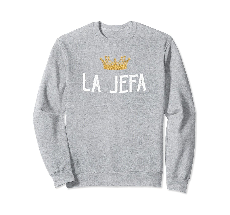 121aaf298 la jefa sweatshirt – Viva Mexico Womens apparel-prm – Paramatee