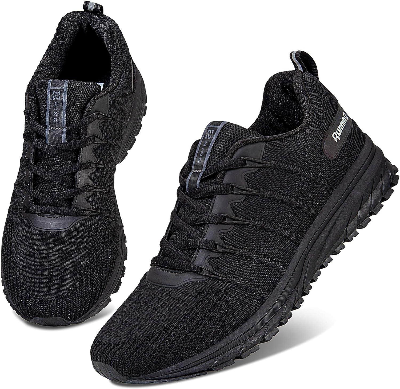 WateLves Mens Running Shoes Womens
