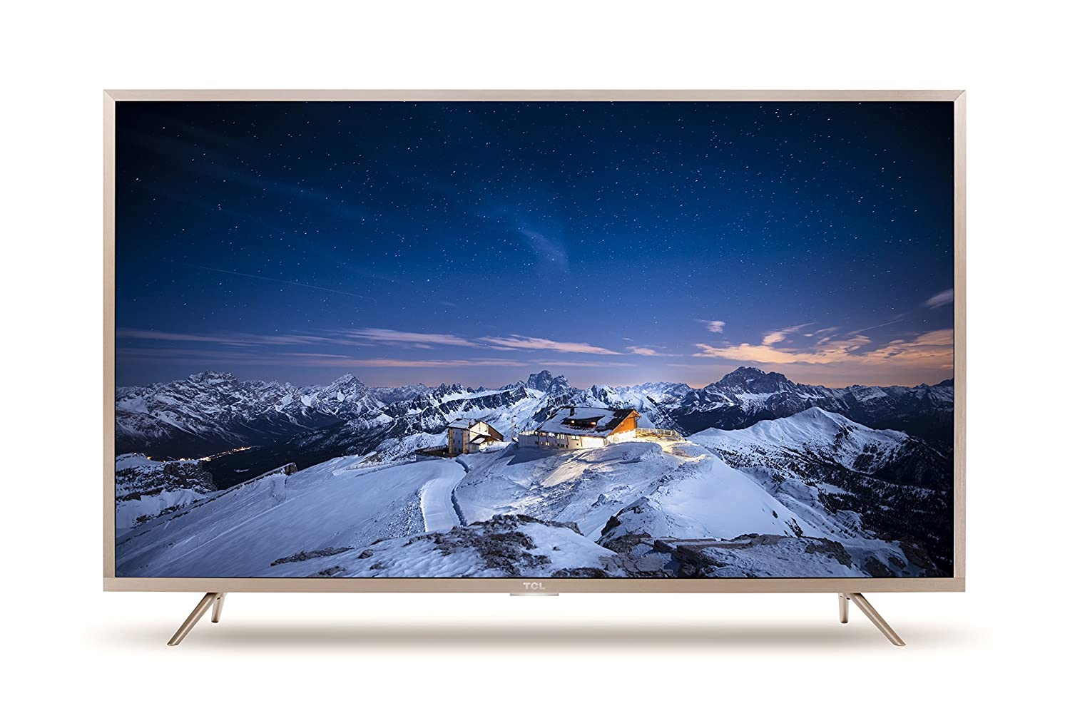 Best 50 inch 4k TVs in India under 50,000 - TCL P2 L49P2US 4K UHD LED Smart TV