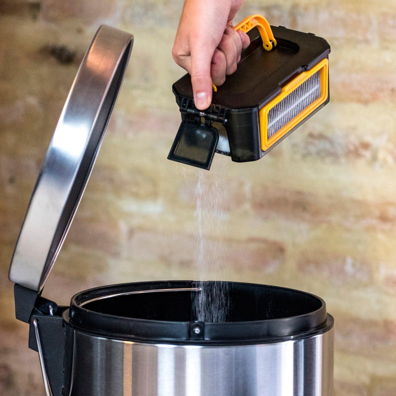 Cecotec Robot Aspirador Conga Wet Barre, aspira, Pasa la mopa y friega el Suelo. Limpieza automática. Apto para Todo Tipo de Suelos y alfombras. Filtro Epa. Cepillos Laterales. Fácil Vaciado.: Amazon.es: Hogar