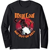 Meat Loaf Bat Out of Hell Long Sleeve T-Shirt