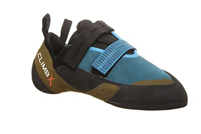 Rave 2.0 Climbing Shoe with Free Sickle M-16 Climbing Brush