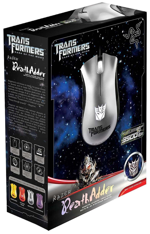 Amazon.com: Razer DeathAdder Transformers 3 Collectors ...