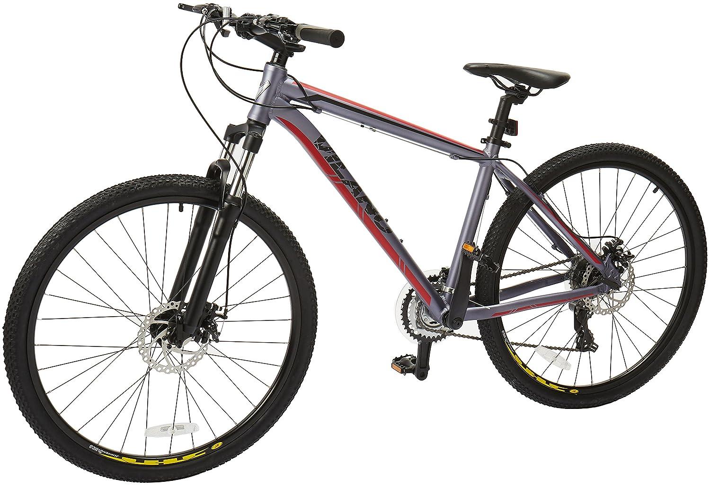 a4b8cfc69 Vilano Deuce 650B Mountain Bike MTB 24 Speed with 27.5 Inch Wheels ...