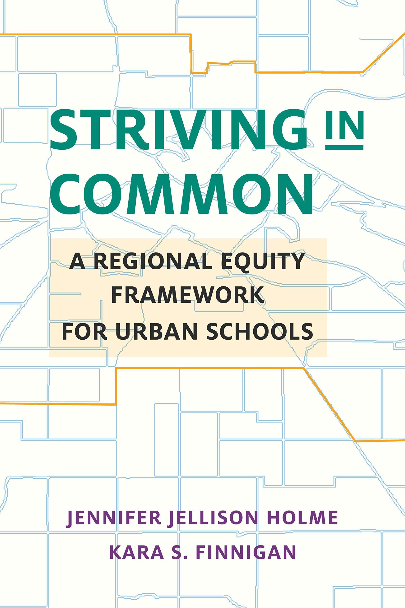 Striving in Common: A Regional Equity Framework for Urban ...