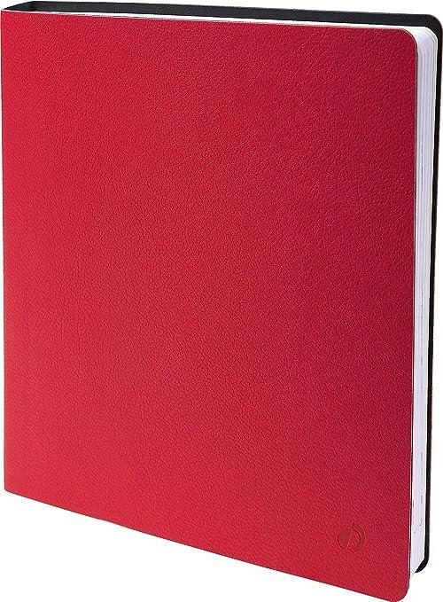 Amazon.com : Quo Vadis Agenda Weekly Planner 16 x 16 Rosso ...