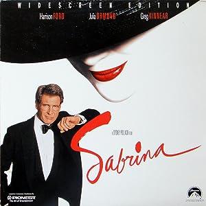 Sabrina-laserdisc