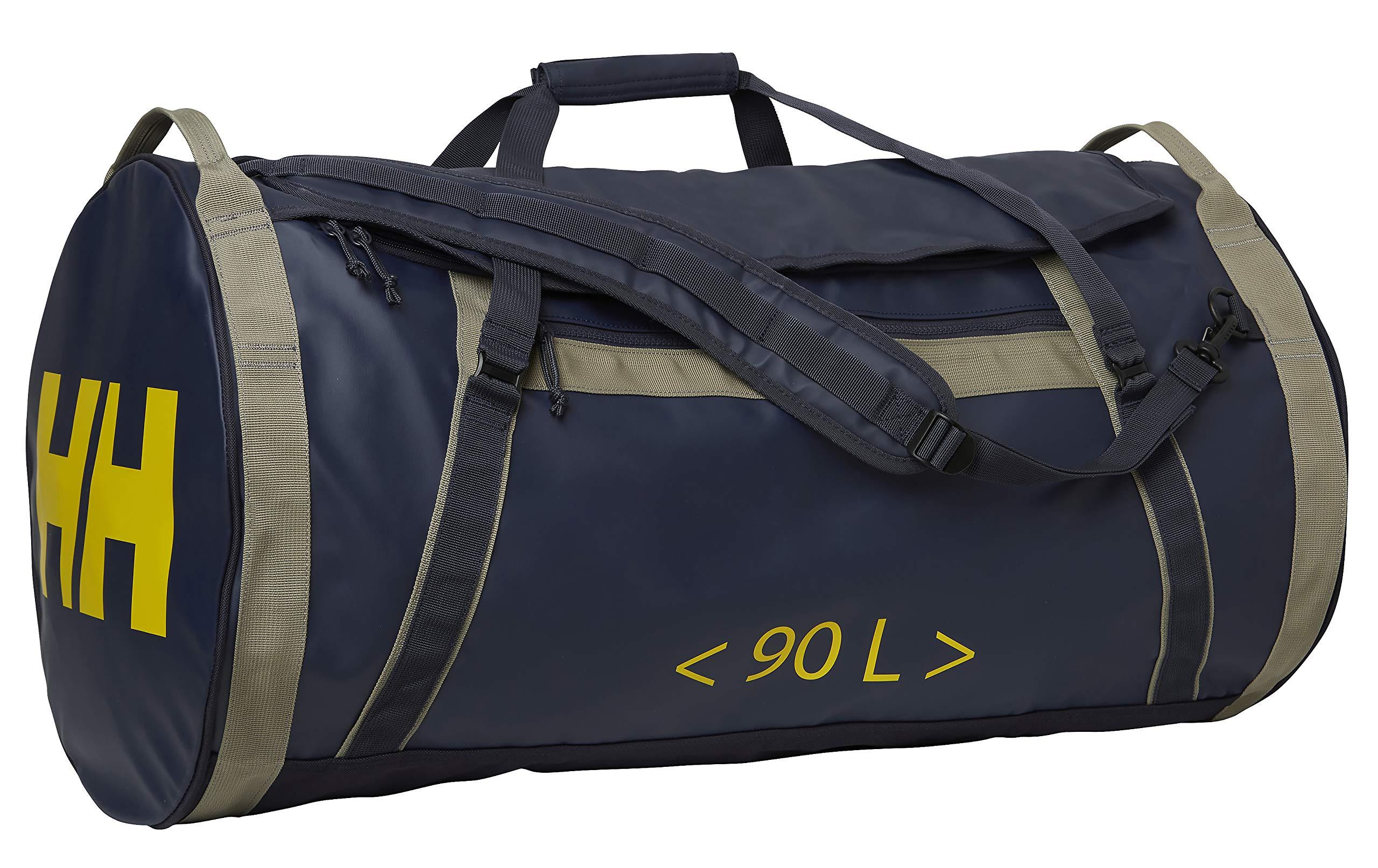 Helly Hansen Kids & Baby Hh Duffel Bag 2 90l, Graphite Blue, Standard