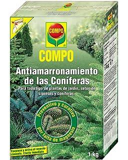 Compo 1288112011 Antiamarronamiento Coníferas 1 Kg 22x14.2x4.7 cm