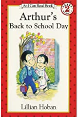 Arthur's Back to School Day Paperback