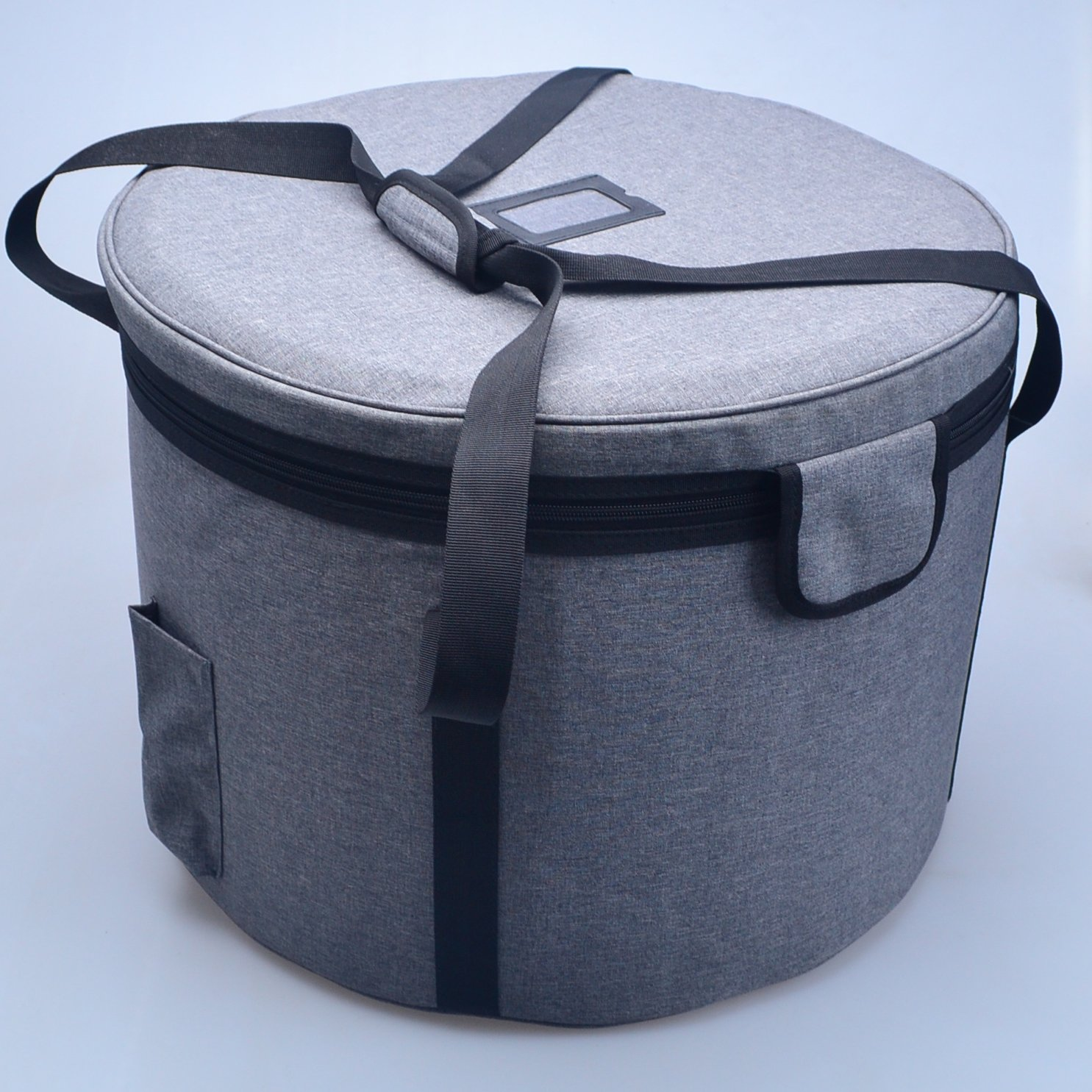 Crystal Singing Bowl Carry Case Travelling Bag For Size 12''