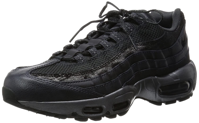 Imperativo toda la vida Inconsciente  Buy Nike 807443-001 Women's Air max 95 Mettalic Black Silver Size 11 at  Amazon.in