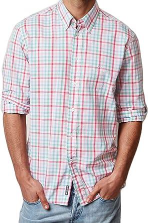 McGregor - Camisa Disty Dacian - S: Amazon.es: Ropa y accesorios