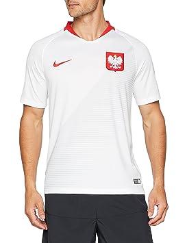 Nike Pol M NK BRT Halmstad JSY SS HM - Camiseta: Amazon.es: Deportes y aire libre