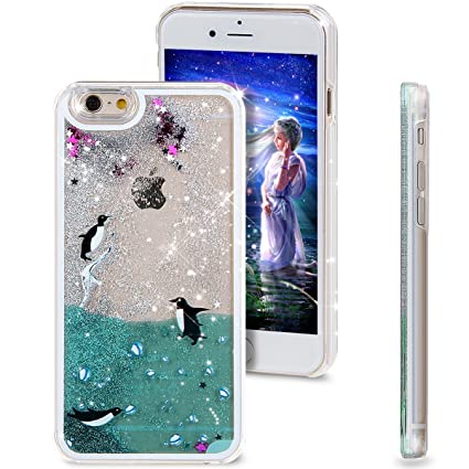 iphone 6 flowing liquid case