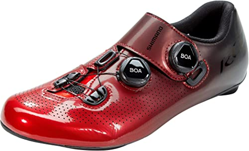 Chaussures SHIMANO SH-RC701 Rouge 2019 Chaussures VTT