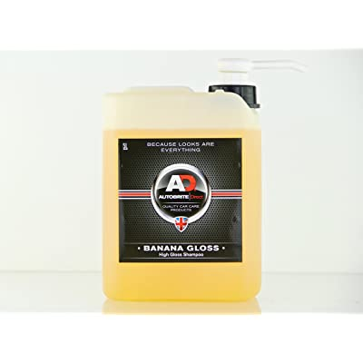 Autobrite Direct Banana Gloss, 5 L: Automotive
