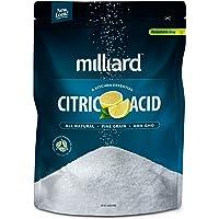 Milliard 100% Pure Food Grade Citric Acid - Non-GMO 4.54 kg (10 Pounds)