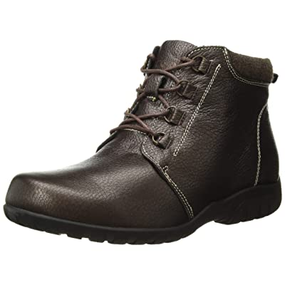 Propet Women's Delaney Ankle Boot, Bronze, 7.5 XX-Wide | Ankle & Bootie
