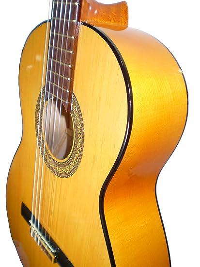 MARCE FLAMENCO 1 - Guitarra Clasica española de estudio (caja armónica de sicomoro, diapasón
