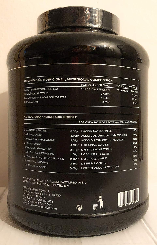 Whey proteina 2 kgrs, no es una simple proteína, es un sistema de ...