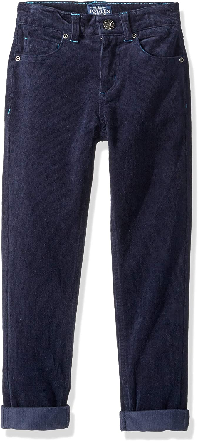 Joules Kids Baby Boys Jett Corduroy Trousers Toddler//Little Kids//Big Kids