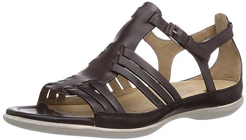 a2ce118dadef Ecco Women s Flash Huarache Sandal Coffee 2 Sandal  Amazon.ca  Shoes ...