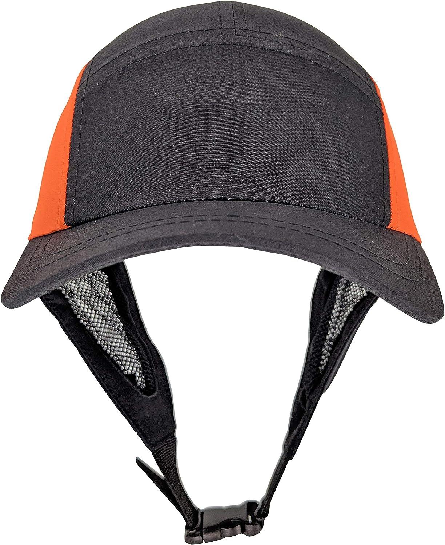 Hella Slingshots Surf Hat Black /& Orange