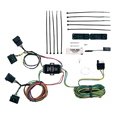 Hopkins 56000 Plug-In Simple Towed Vehicle Wiring Kit: Automotive