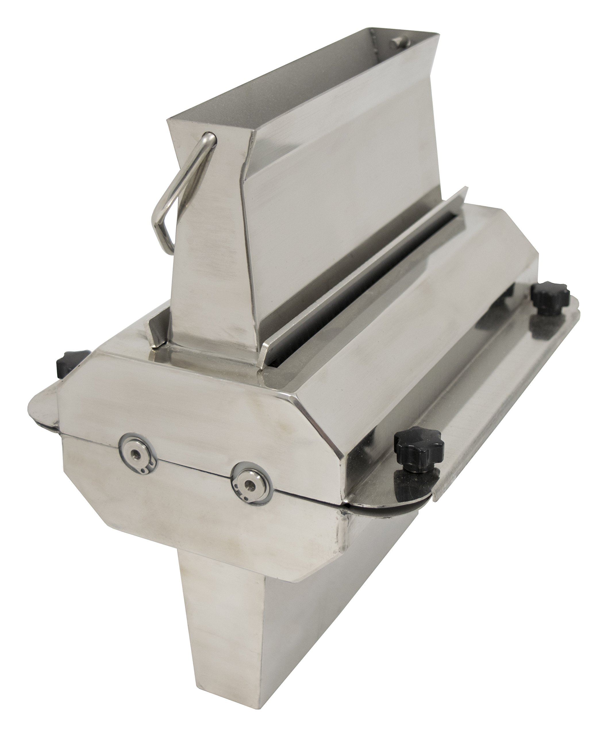 American Eagle Meat Tenderizer Attachment Stainless Steel Fits #12 Hub by American Eagle Food Machinery