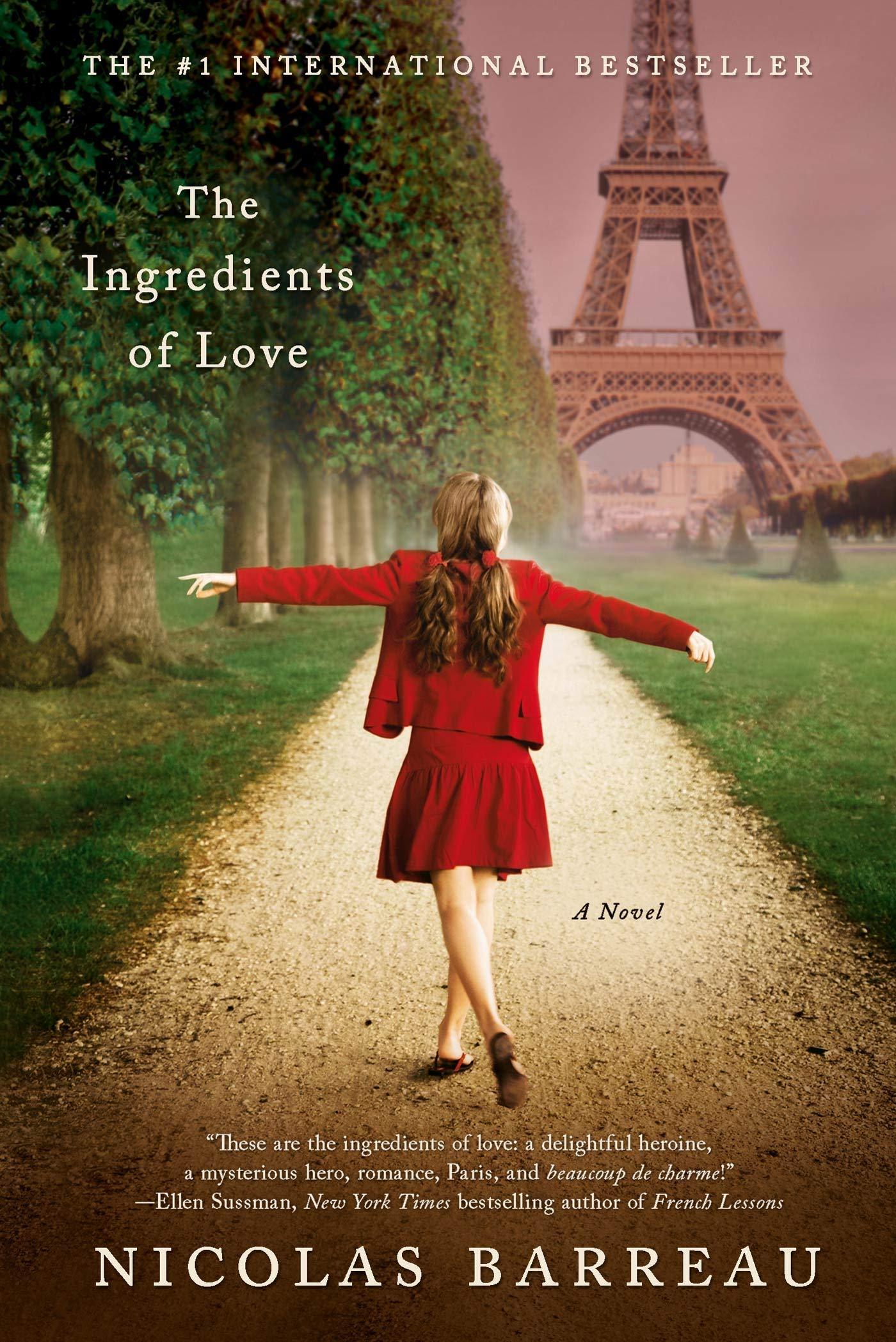 The Ingredients Of Love By Nicolas Barreau