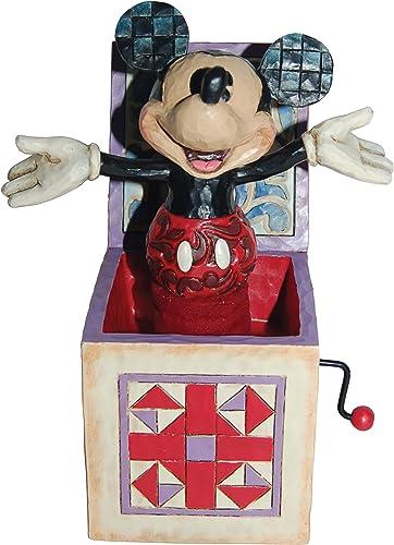 Jim Shore Mickey-in-the-box